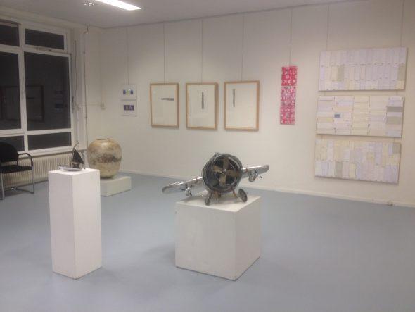 Exhibition Derek Scholte K38 Roden