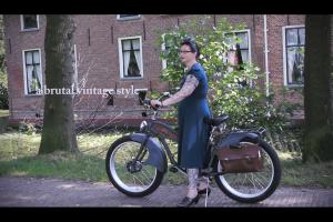 """""""The beast"""" – Incredible custom e-bike"""