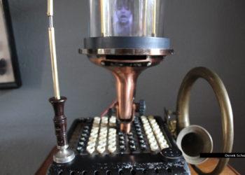 The Machine that evokes general cheerfulness